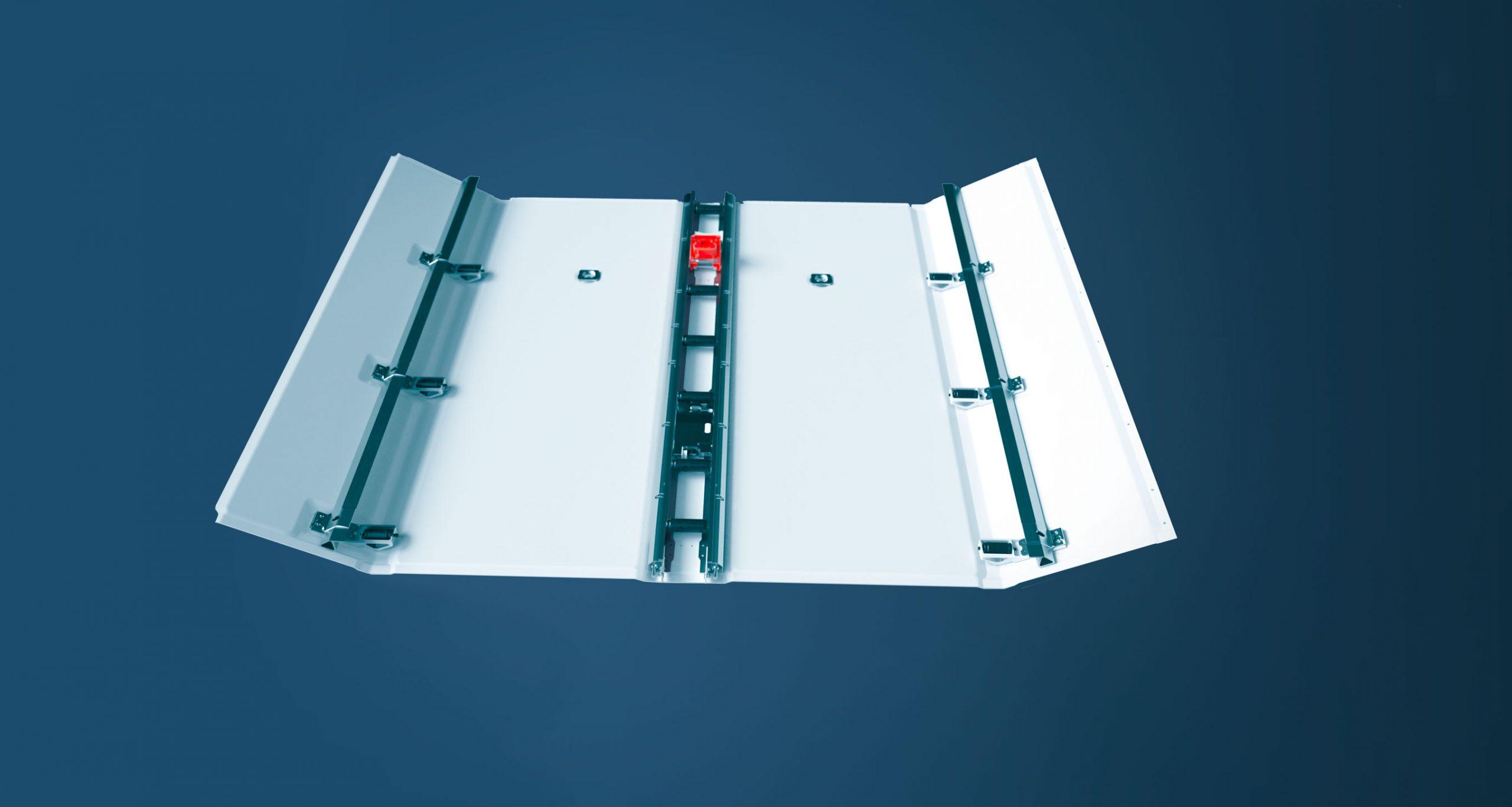 ModCar – modular air cargo system – cargo loading system